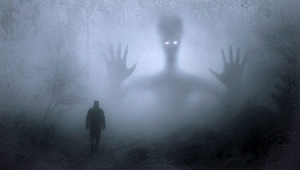 Ghost or spirits